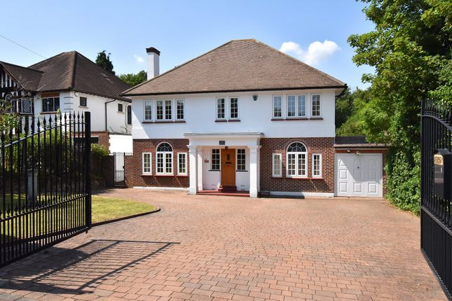 Thumbnail Detached house for sale in Stone Road, Bromley