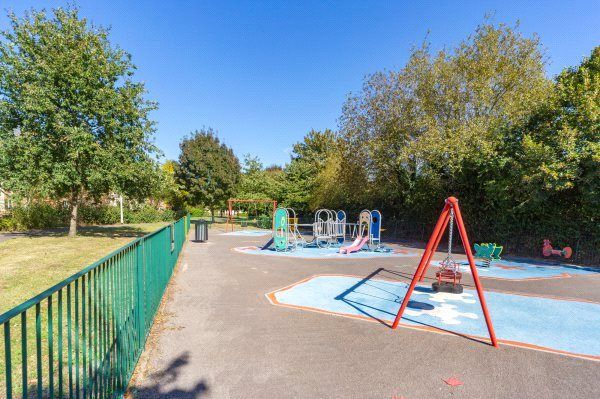 Local Play Area of Gloucester Avenue, Shinfield, Reading RG2