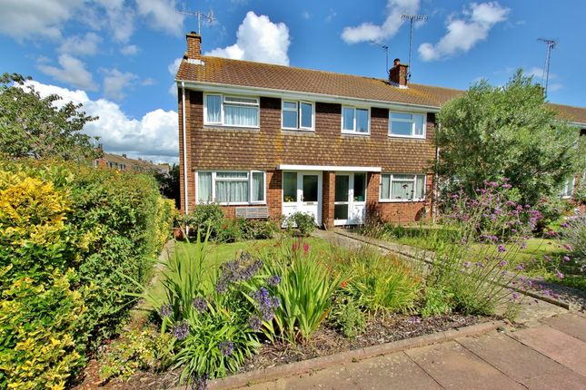 Thumbnail Terraced house for sale in The Pallant, Goring By Sea