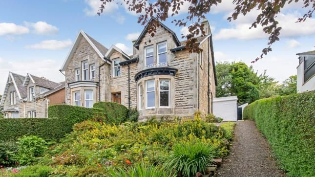 Thumbnail Semi-detached house for sale in Law Brae, West Kilbride, North Ayrshire