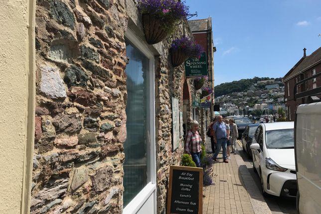 Thumbnail Restaurant/cafe for sale in Tea Room & Restaurant In Dartmouth TQ6, Hauley Road, Devon