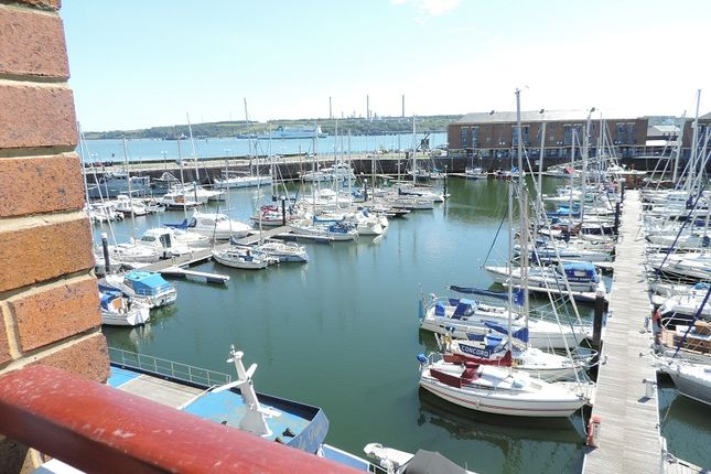 Thumbnail Flat to rent in 17 Sovereign House, Nelson Quay, Milford Haven