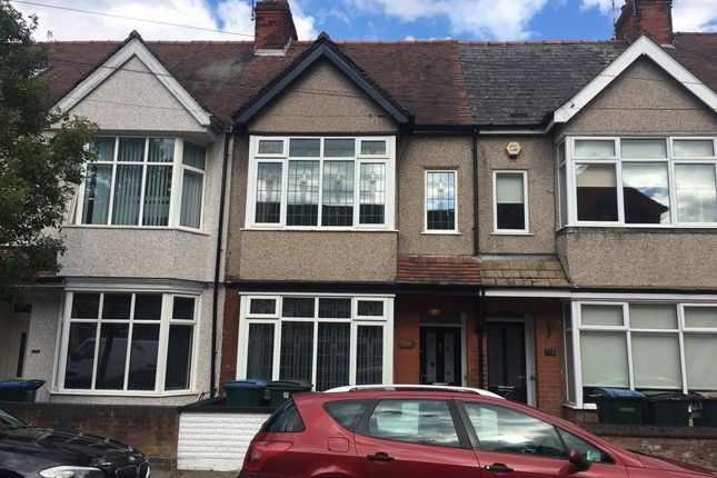 Thumbnail Property to rent in Harefield Road, Stoke