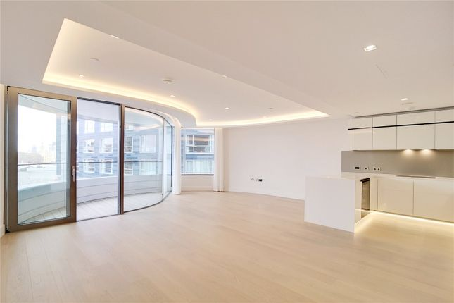 Thumbnail Flat to rent in Corniche, 23 Albert Embankment, London
