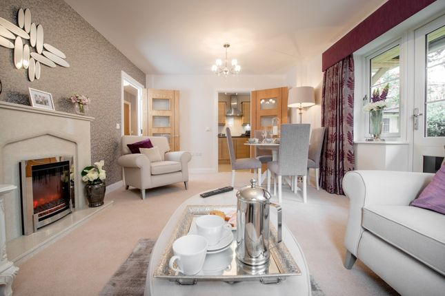 "Thumbnail Flat for sale in ""Typical 2 Bedroom"" at Acorn Close, Oak Tree Lane, Bournville, Birmingham"