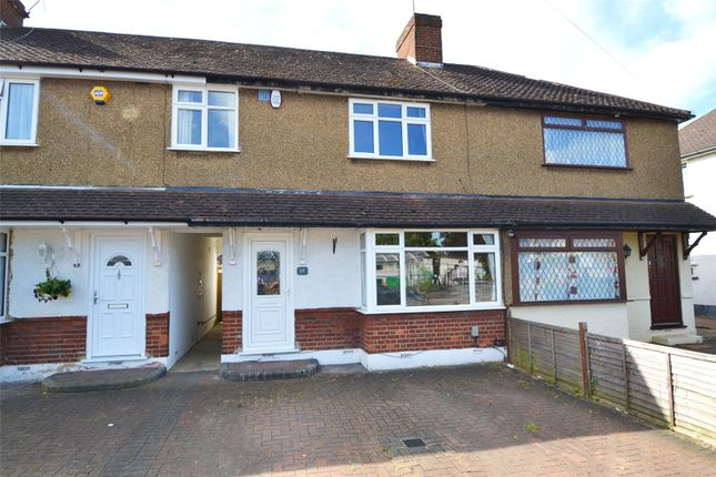 Thumbnail Terraced house for sale in Briar Road, Watford