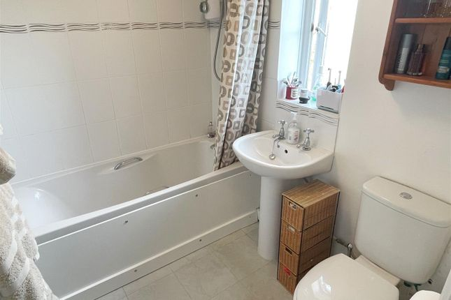 Semi-detached house for sale in Queens Way, Kintbury, Hungerford