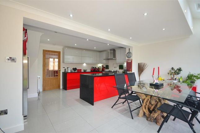 Thumbnail Detached house for sale in St. Marys Way, Chigwell, Essex