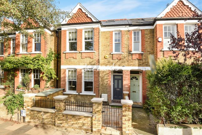 Thumbnail Terraced house to rent in Dancer Road, Richmond