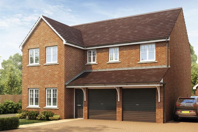 "Thumbnail Detached house for sale in ""The Fenchurch "" at Fellows Close, Weldon, Corby"