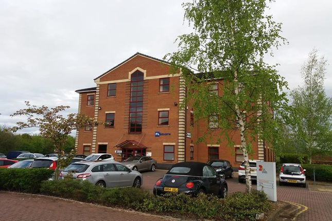 Thumbnail Office to let in 9 Mitchell Court, Castle Mound Way, Central Park, Rugby, Warwickshire