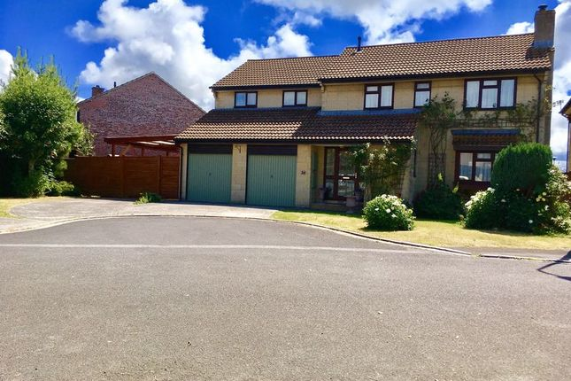 Thumbnail Detached house for sale in Lyddon Road, Worle, Weston-Super-Mare