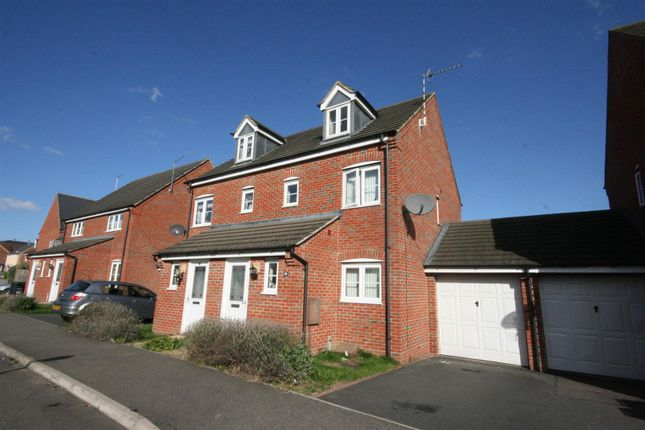 3 bed property for sale in Milburn Drive, St Crispins, Northampton
