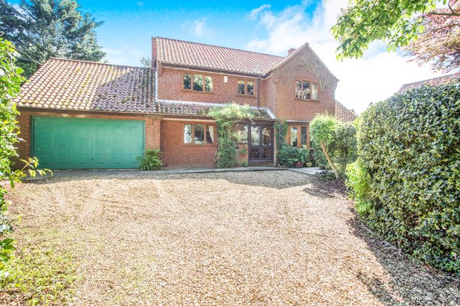 Detached house for sale in Hunstanton Road, Heacham, King's Lynn