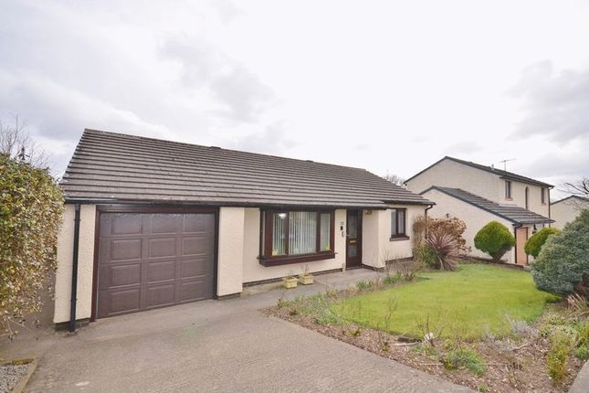 Thumbnail Detached bungalow for sale in Lowrey Close, Beckermet