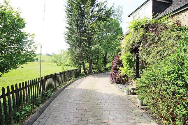 Frontdrive of Inglewood Gardens, North Orbital Road, St.Albans AL2