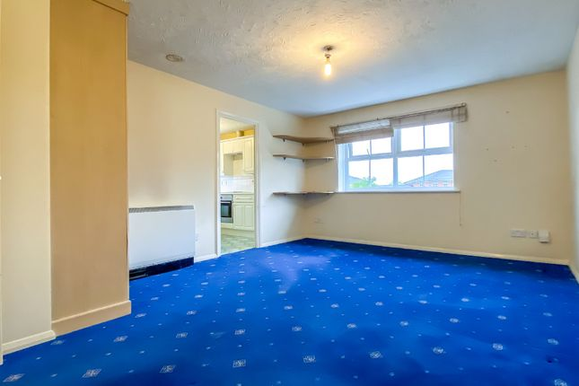 Living Room of Drapers Fields, Canal Basin, Coventry CV1