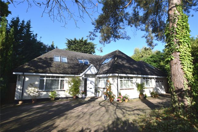 Thumbnail 6 bedroom detached house for sale in Gorse Hill Lane, Virginia Water, Surrey