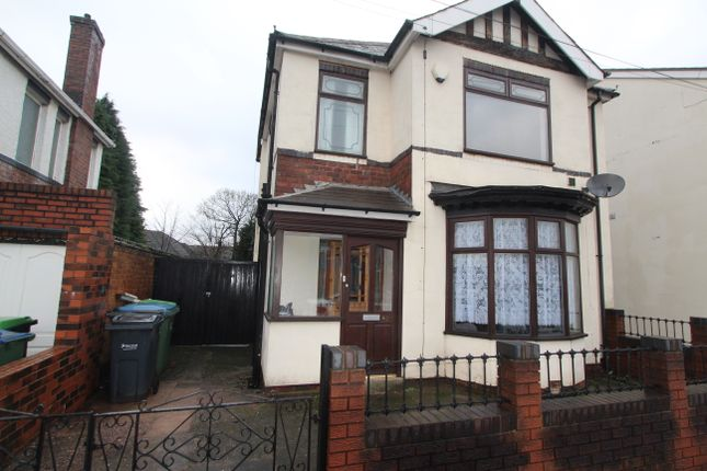 Thumbnail Detached house for sale in All Saints Way, West Bromwich, West Midlands