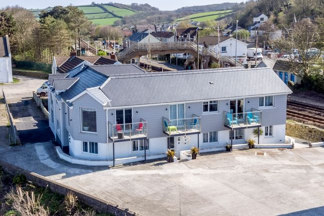 Thumbnail Detached house for sale in Beachfront Homes The Foreshore, Ferryside, Carmarthenshire United Kingdom