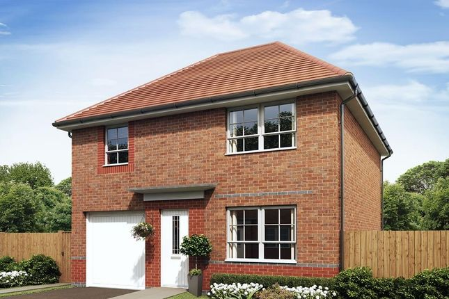 """Thumbnail Detached house for sale in """"Windermere"""" at Harland Way, Cottingham"""