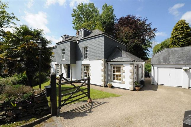 Thumbnail Detached house for sale in Old Drovers Way, Stratton, Bude, Cornwall