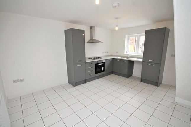 Thumbnail Mews house for sale in The Cloisters, Wood Street, Earl Shilton, Leicester