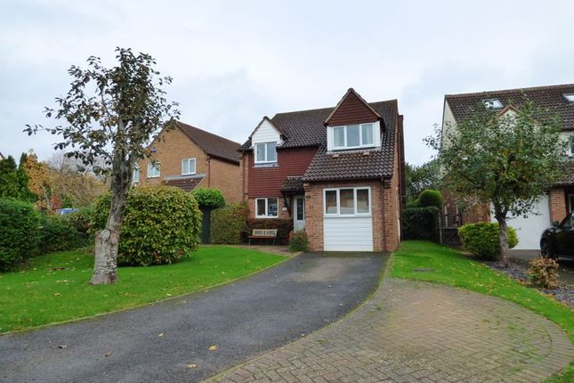 Thumbnail Detached house for sale in Goss Wood Corner, Quedgeley, Gloucester