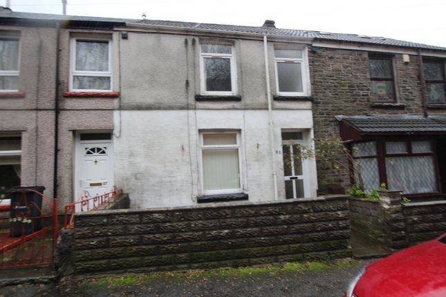 Thumbnail Terraced house to rent in Fforchneol Row, Aberdare