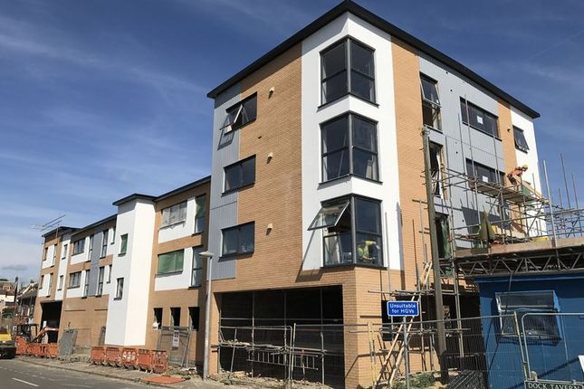 Thumbnail Flat for sale in Waterside Court, Dock Tavern Lane, Gorleston