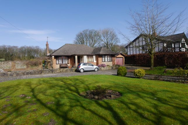 Thumbnail Detached bungalow to rent in Hall Lane, Wrightington