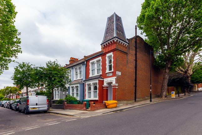 Thumbnail Terraced house to rent in Harberton Road, London
