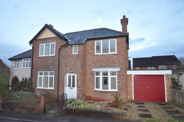 Thumbnail Detached house to rent in Burrish Street, Droitwich