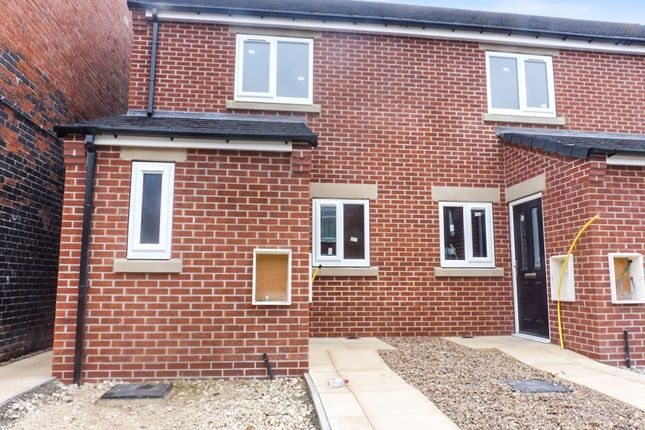 Thumbnail Town house for sale in South Street, Rawmarsh, Rotherham