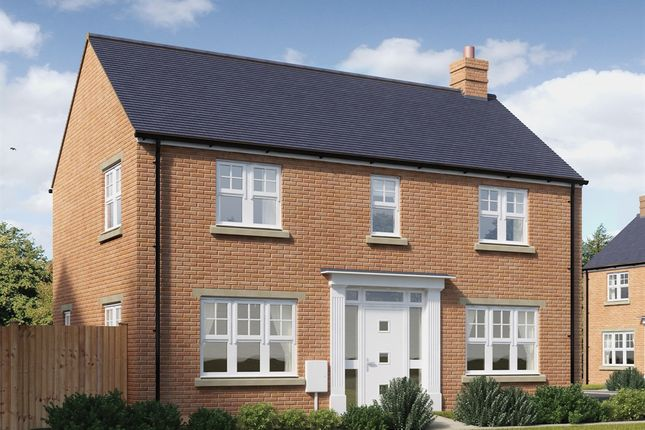 """Thumbnail Detached house for sale in """"The Himbleton """" at Lionheart Avenue, Bishops Tachbrook, Leamington Spa"""