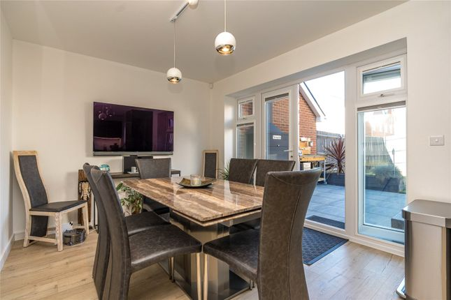 Thumbnail Detached house for sale in Barrow Hill Close, Snodland, Kent