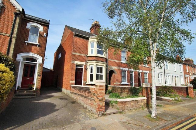 Thumbnail Semi-detached house to rent in Beaconsfield Avenue, Colchester
