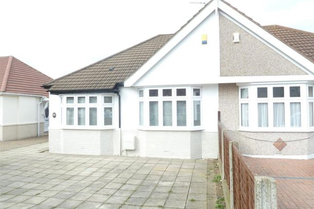 Thumbnail Semi-detached bungalow to rent in Rydal Drive, Bexleyheath, Kent
