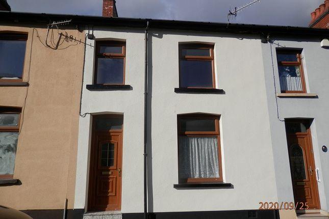 Thumbnail Terraced house for sale in Park Street, Clydach Vale, Rhondda Cynon Taff.
