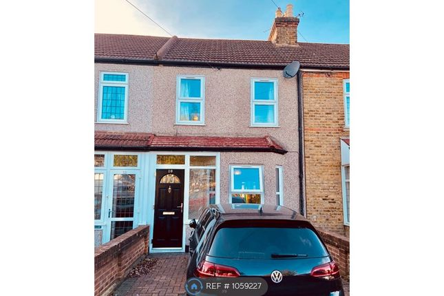 Thumbnail Terraced house to rent in Salisbury Road, Romford