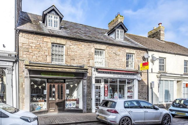 Thumbnail Town house for sale in Hay On Wye, Property With Investment Income