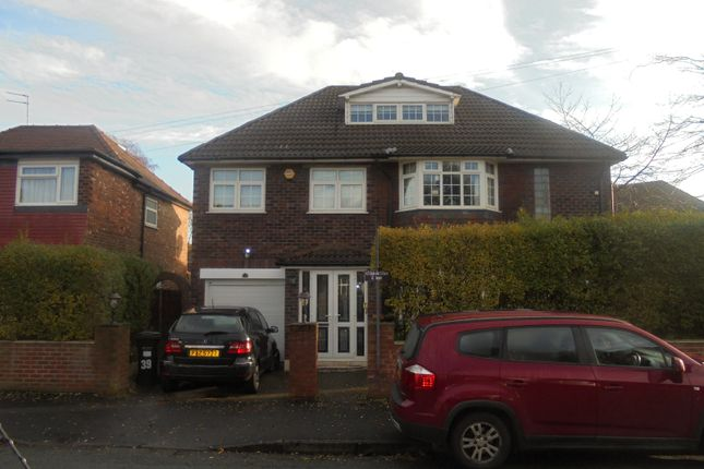 Thumbnail Detached house for sale in South Park Road, Gatley, Cheadle