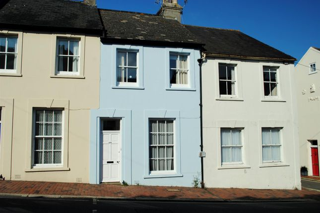 Thumbnail Terraced house to rent in High Street, Lewes