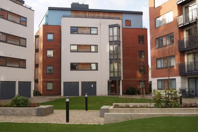 Thumbnail Flat to rent in The Courtyard, Camberley