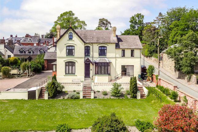 Detached house for sale in Bull Lane, Bishops Castle, Shropshire
