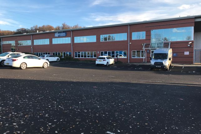 Thumbnail Industrial to let in Wade Street, West Gourdie Industrial Estate, Dundee