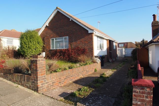 Thumbnail Detached bungalow to rent in Lynchmere Avenue, Lancing