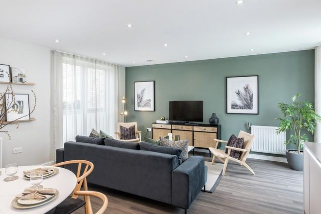 Thumbnail Town house for sale in Plot 10, Boreal, Acton High Street, Acton