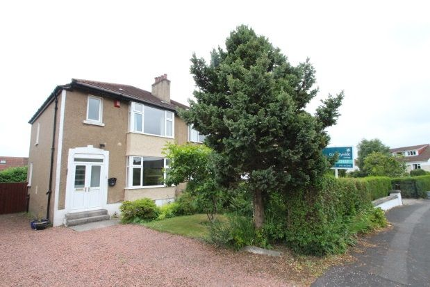 Thumbnail Semi-detached house to rent in Avon Avenue, Bearsden, Glasgow