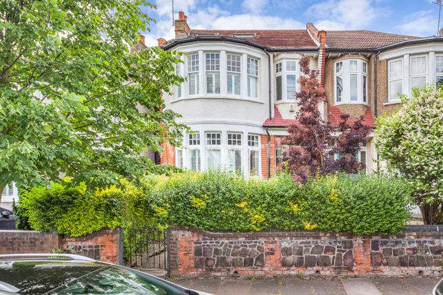 Thumbnail Semi-detached house for sale in Lakeside Road, London